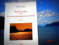 Mon roman sur les lieux même où se déroule l'histoire