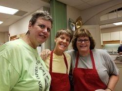 Pot Pie Waitresses!