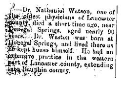 Watson, Nathaniel 1887