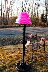 Lamp Balloon Sculpture