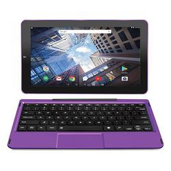 "RCA 11.6"" HD Quad-Core Android Tablet with Detachable Keyboard"