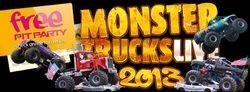 Monster Trucks Live 2013