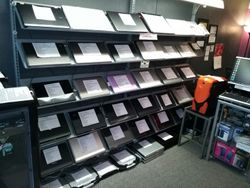 Our laptop inventory