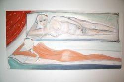 Raw Reflection of A Contemporary Venus