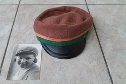 Lietuvos studento kepure. Kaina 21 Eur.
