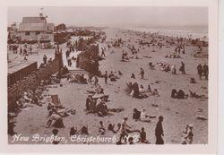 New Brighton Beach 1920's