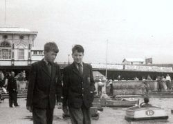 Brighton - T. McMeeken and R Aldridge.