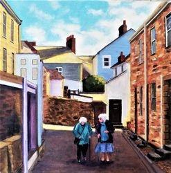 St Ives, backstreets