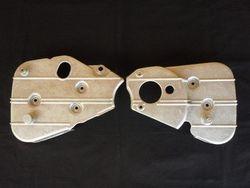 512  Ferrari  Timing  Belt  Covers