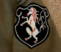 US. Cavalry WWII: