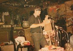 Skid Roper at CBGB's