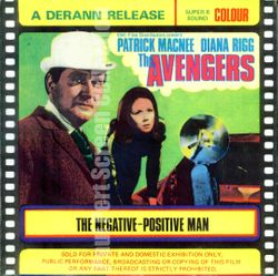The Avengers - The Negative Positive Man