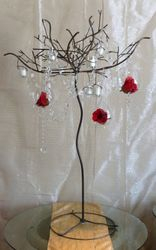 Metal Votive tree