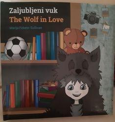 Slikovnica Zaljubljeni vuk