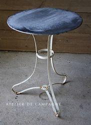 #29/168 FRENCH BISTRO TABLE LYON