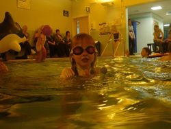 Rachaels Party (Lossiemouth Pool)