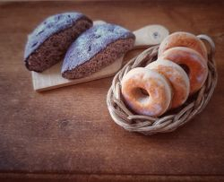 Rye bread and bagels