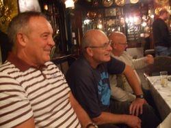 Tom Tyrone, Lee Bronson, Mel Stuart