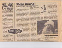Mojo Risin / Metropulse SEP28,1992