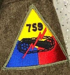 759th Arm. Ike-Jacket.