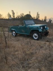 26. 67 Willys Jeepster
