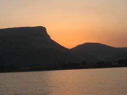 Vista del Monte de Magdala
