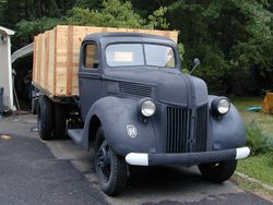 'FORD' 1/2 ton Truck: