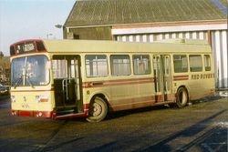Ex Nottingham Leyland National