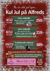 Kul Jul på Alfreds