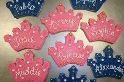 fancy crowns personalized $6 each