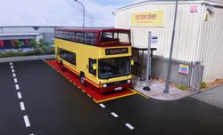 DAF Optare Spectra