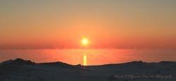 Arctic Sea Smoke Lake Ontario