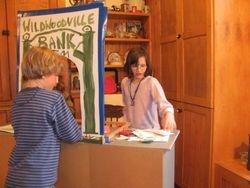 A busy banker in Wildwoodville