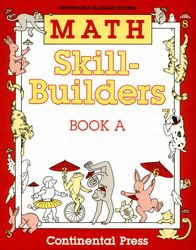 Math Skill-Builders cover