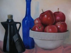 Apples Still Life