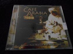 CD-skiva Café Arabia