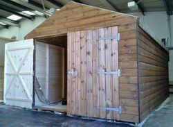 Timber Workshop (16' x 10')