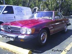 Rich W.----------1973 Mercedes  450SL