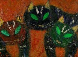 Keluarga Kucing, 1997