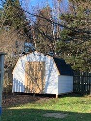 10' x 12' Standard Barn
