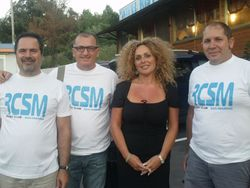 Staff tecnico + presidente RCSM