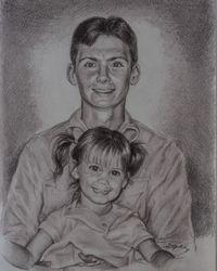 SHAWNA HOLTMAN AND DAD