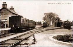 Kingscourt Railway Station