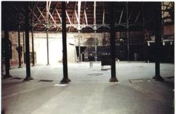 Empty Roundhouse with Steve Bramall