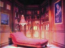 Freud's office full shot