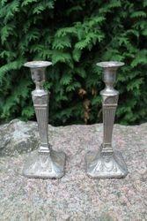 Art Nouveau zvakides. Kaina 31 Eur. uz abi zvakides.