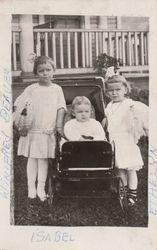 Children of Thomas Hall Beaver