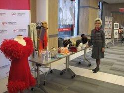 Elena Mitru, vestimentary art exhibit