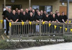 Launch Day Committee 2009