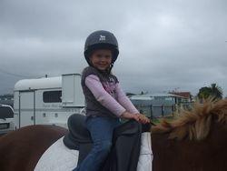 Riding Moose